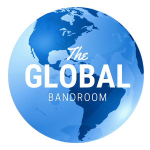 The Global Bandroom logo